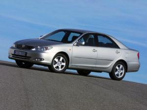 Комплект порогов Toyota Camry 5 (2001–2006)