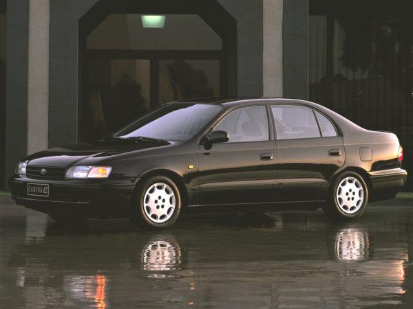 Комплект порогов Toyota Carina E (1992-1998)