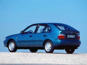 Комплект порогов Toyota Corolla (E100) (1991-1996)
