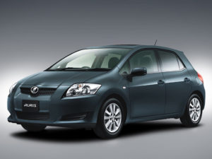 Комплект порогов Toyota Auris (2006-2011)