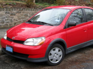 Комплект порогов Toyota Echo (1999-2004)