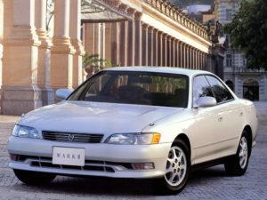 Комплект порогов Toyota Mark 2 (90) (1992-1996)