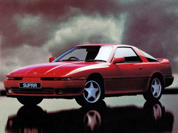 Комплект порогов Toyota Supra 70 (1986-1992)
