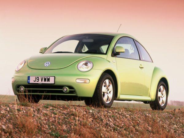 Комплект порогов VW Beetle (1997–2010)
