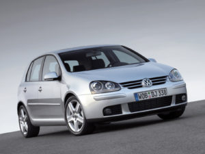 Комплект порогов Volkswagen Golf 5