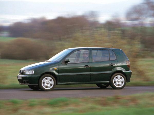 Комплект порогов VW Polo 3 (1993-2001)