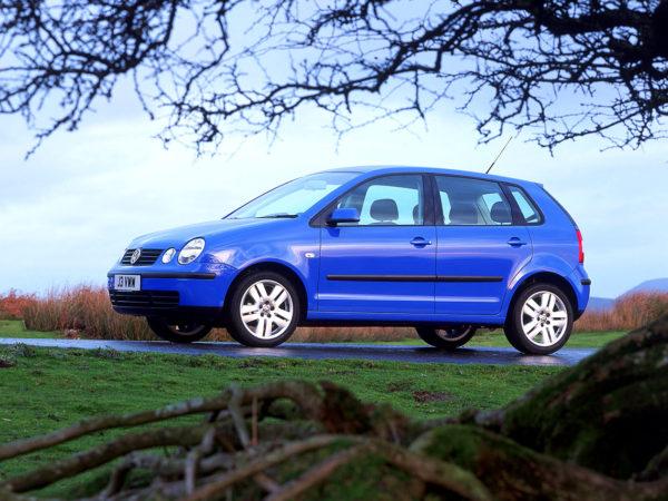 Комплект порогов Volkswagen Polo 4 (2002-2008)