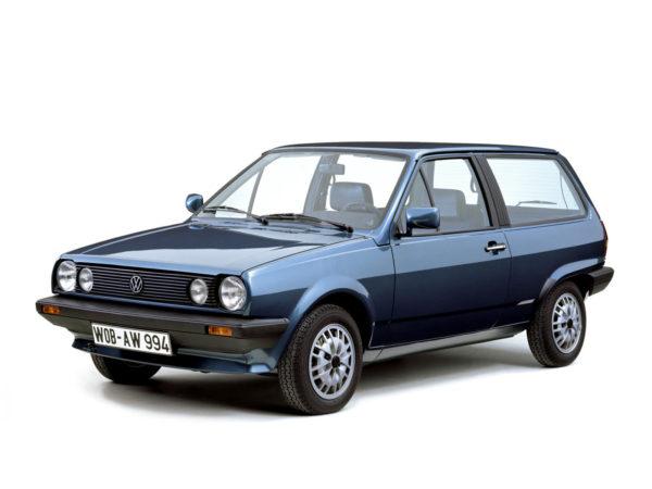 Комплект порогов VW Polo 2 (1981-1993)