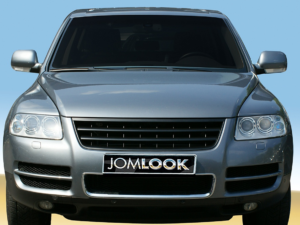 Комплект порогов Volkswagen Touareg