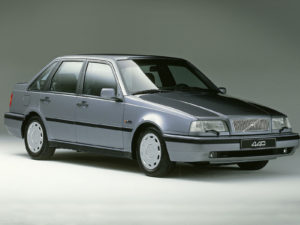 Комплект порогов VOLVO 440 (1987–1997)