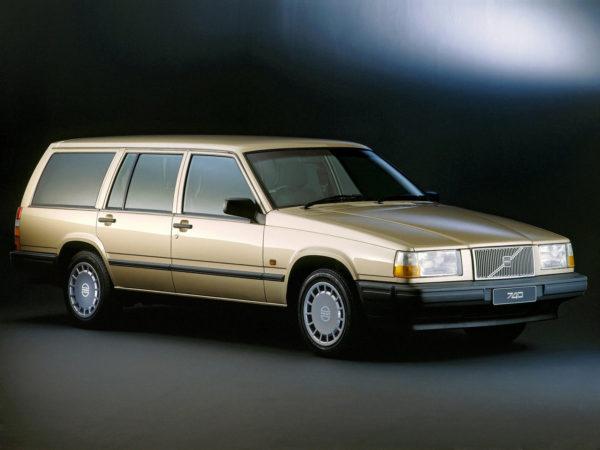 Комплект порогов VOLVO 740 (1983–1993)