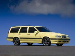 Комплект порогов VOLVO 850 (1994–1996)