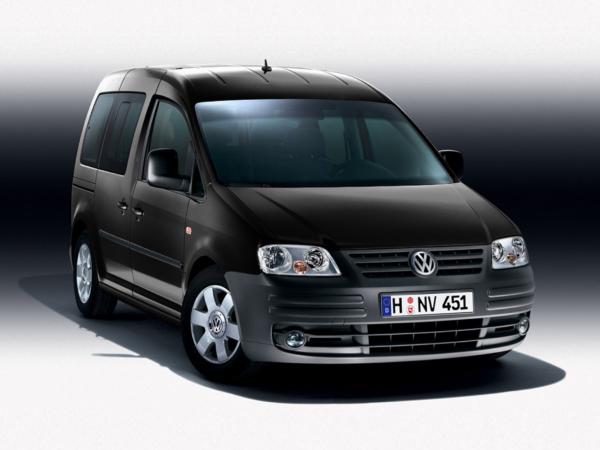 Комплект порогов Volkswagen Caddy 2 (1995-2004)