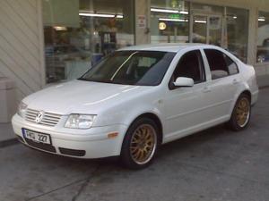 Комплект порогов Volkswagen Jetta 4 (1998-2004)