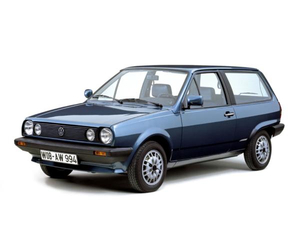 Комплект порогов Volkswagen Polo 2 (1981-1993)
