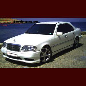 Комплект порогов Mercedes-Benz C-klasse (W203) (2000 – 2006)