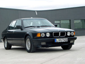 Комплект арок BMW E 32 (1986 – 1994)