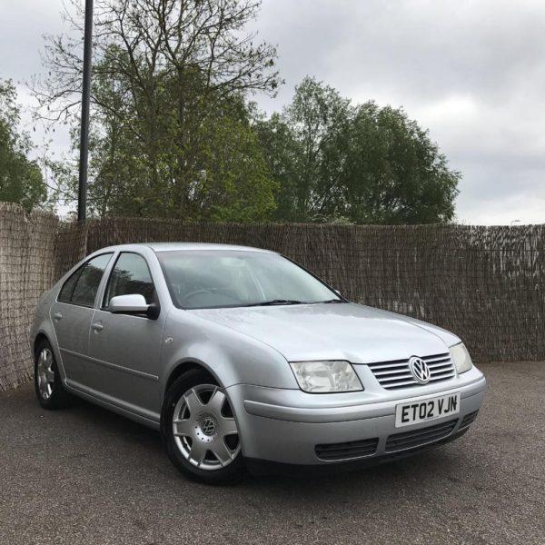 Комплект порогов VW Bora (1998 – 2004)