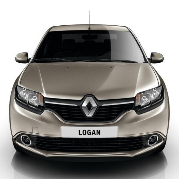 Комплект порогов Renault Logan (2004 – 2014)
