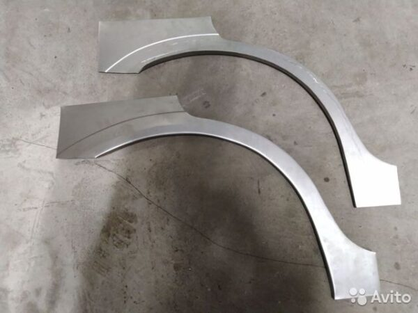 Комплект арок Nissan Almera (2000-2006)