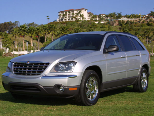 Комплект арок Chrysler Pacifica (2004-2008)