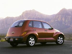 Комплект порогов Chrysler PT Cruiser (2001- 2010)