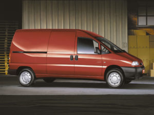 Комплект арок Citroen Jumpy 1 (1994-2006)
