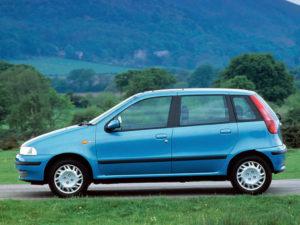 Комплект порогов Fiat Punto (1999 – 2005)