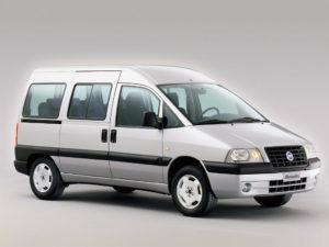 Комплект порогов Fiat Scudo 1 (1994-2006)
