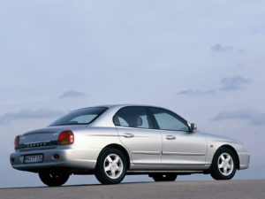 Комплект арок Hyundai Sonata 4 (1998 – 2001)