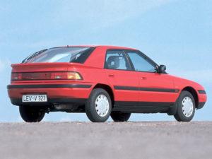 Комплект порогов Mazda323 F (1989-1995)