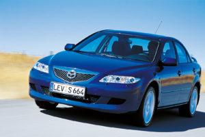Комплект арок Mazda 6 (2002 – 2008)