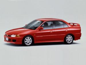 Комплект арок Mitsubishi Lancer 6 (1995 – 2000)
