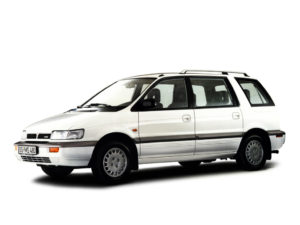 Комплект арок Mitsubishi Space Wagon 1 (1991 – 1998)
