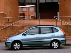 Комплект арок Nissan Almera Tino (2000 – 2006)