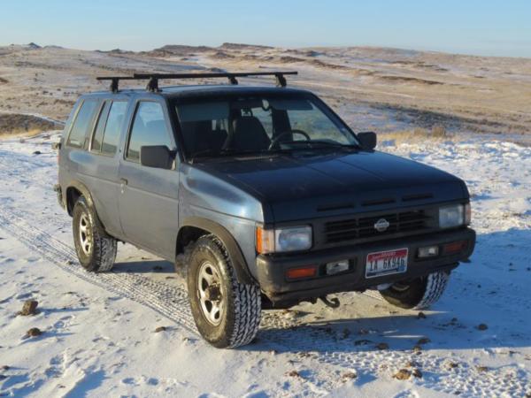 Комплект арок Nissan Pathfinder 1 (1985-1995)