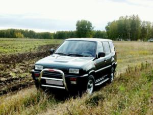 Комплект арок Nissan Terrano (1989-1993)