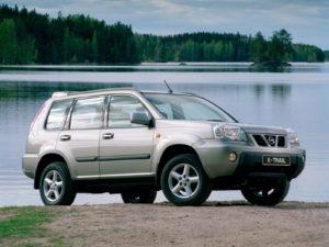 Nissan X-Trail: ремкомплект арки заднего (переднего) крыла