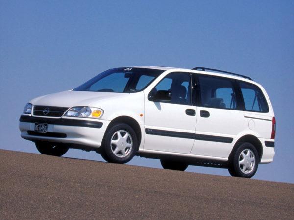 Комплект арок Opel Sintra (1996-1999)