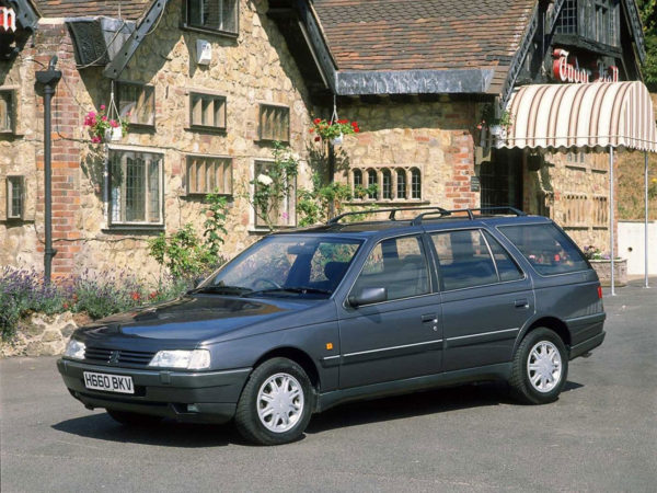 Комплект арок Peugeot 405 (1987 - 1997)