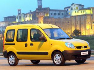 Комплект арок Renault Kangoo 1 (1997 – 2007)