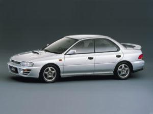 Комплект арок Subaru Impreza 1 (1992 – 2001)