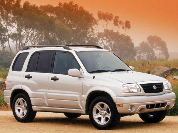 Комплект арок Suzuki Grand Vitara