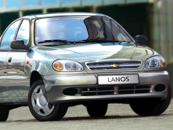 Комплект порогов Chevrolet Lanos