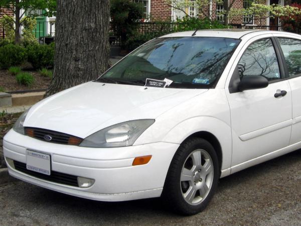 Комплект порогов Ford Focus (2000-н.в.)