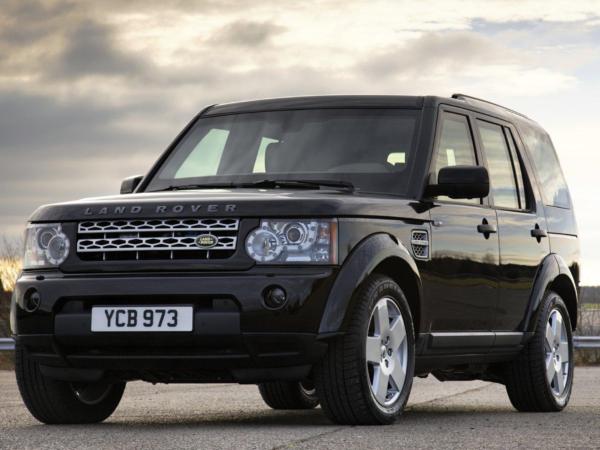 Комплект порогов Land Rover Discovery 3