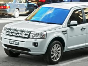 Комплект порогов Land Rover Freelander 2