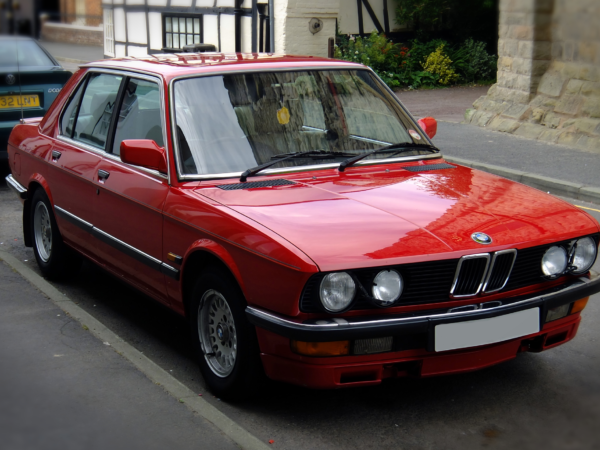 Комплект порогов BMW 3 E28