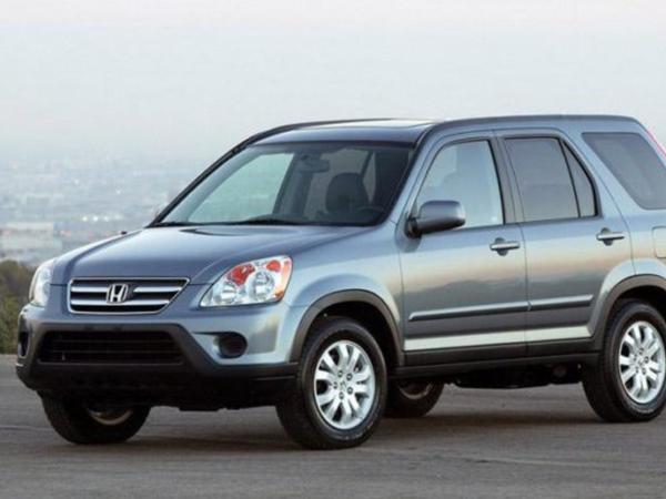 Комплект порогов Honda CR-V 2