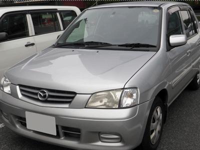Комплект порогов Mazda Demio